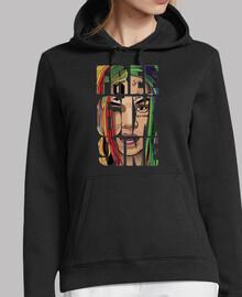 sweatshirt free6ix9ine noir