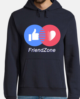 sweatshirt friendzone