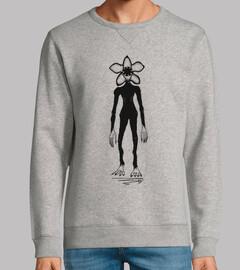 sweatshirt, hoodie, demogorgon