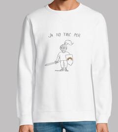 sweatshirt ja no tinc de