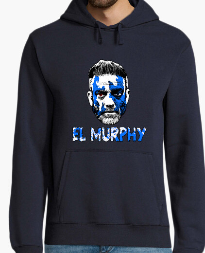 Sweatshirt man the murphy hoodie