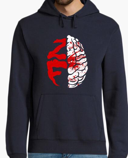 Sweatshirt man zombiefreaks.es hoodie