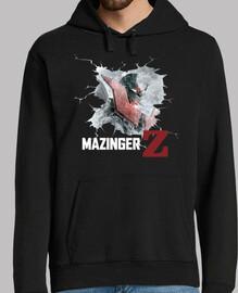 sweatshirt mazinger z