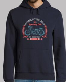 sweatshirt personalisiert motorräder 66