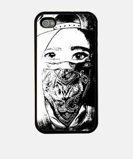 Sweet Black iPhone4