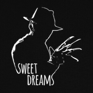 Tee-shirts Sweet dreams blanco