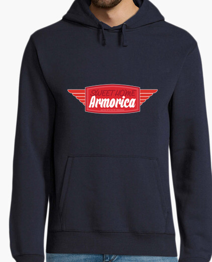 Sweet home armorica hoody