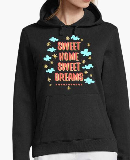 Felpa sweet home sweet dreams