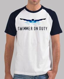 Swimmer on duty 1