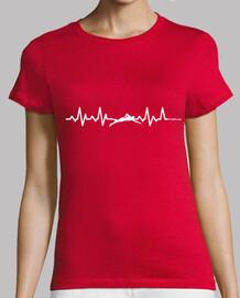 Swimming Heartbeat Mujer