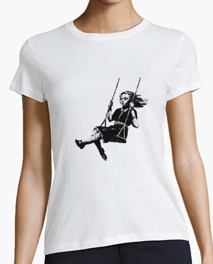Camiseta Swining Girl