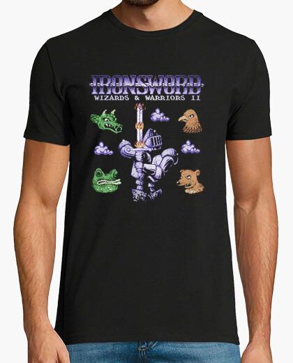 Tee-shirt swordiron