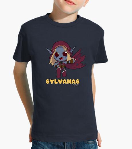 Ropa infantil Sylvanas Chibi
