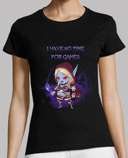 sylvanas windrunner - girl t-shirt