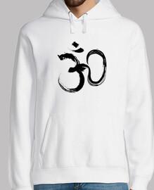 symbole aum - édition noire
