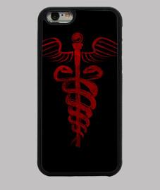 symbole caducée - édition du sang