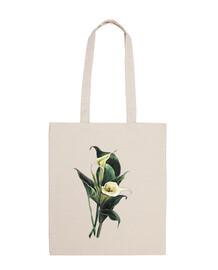 symbolisme de la cala - sac en toile