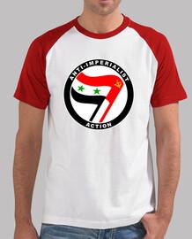 Syria. Anti-Imperialist Action. 2