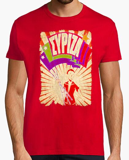 Camiseta Syriza