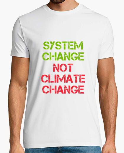 Camiseta SYSTEM CHANGE