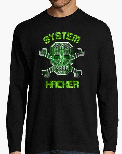 Camiseta System Hacker