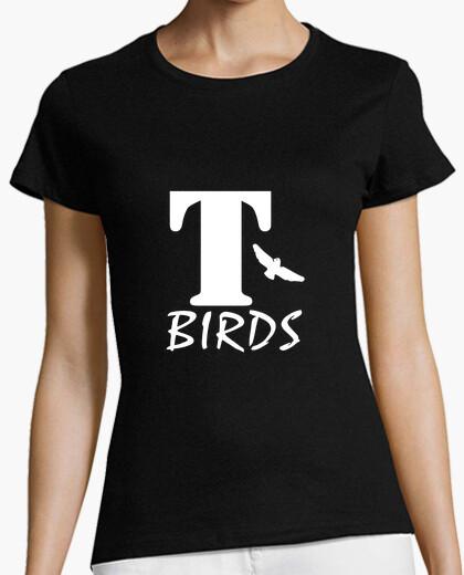 Camiseta T-Birds - Grease