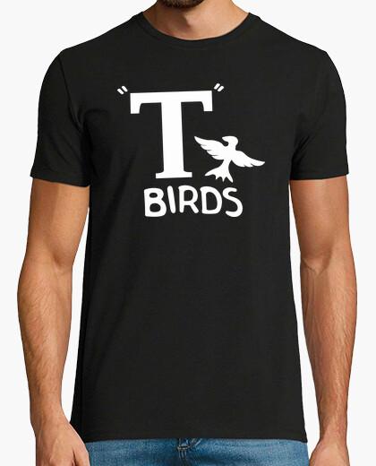 Camiseta T-Birds (Grease)