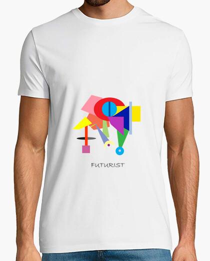 Tee-shirt t-futurologue