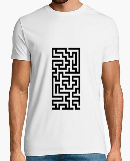 Tee-shirt t-labyrinthe