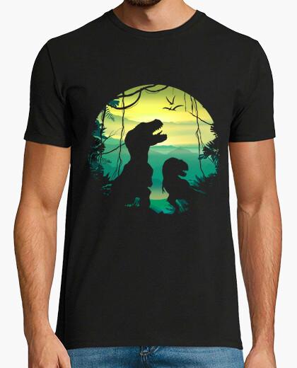 Tee-shirt t-rex