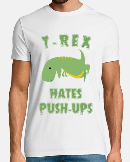 T-Rex déteste les pompes