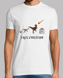 T-Rex evolution