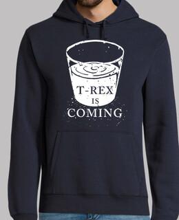 t-rex kommt