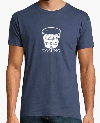T-Shirt t-rex kommt