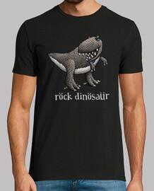 T-Rex Rock Dinosaur T-shirt