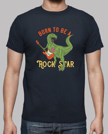 T-Rex Rock Star