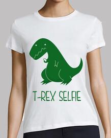 T-Rex selfie