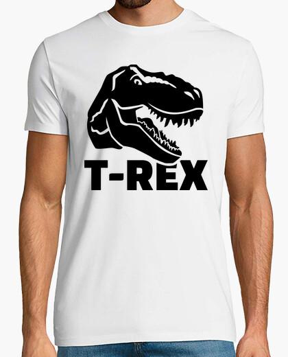 Tee-shirt t-rex tyrannosaurus rex