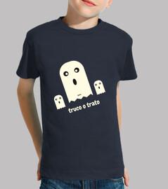 t-shirt - dolcetto o scherzetto