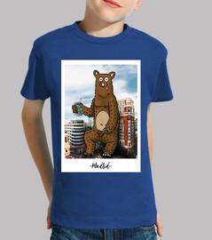 t-shirt - madrid gran via