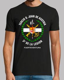 t-shirt -terza 3 ° legion mod.1