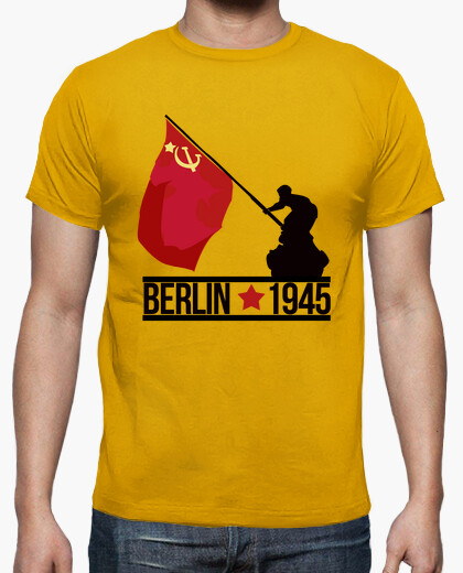 T-shirt 1945 grande berlin