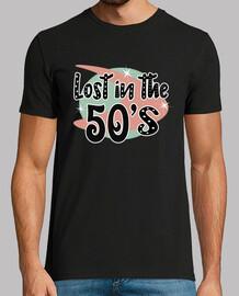 t-shirt 1950 rock rétro