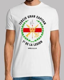 t-shirt 1 terza legion mod.4