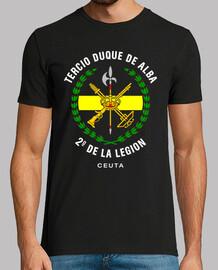 t-shirt 2 ° terza legion mod.3