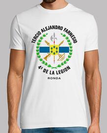 t-shirt 4 ° terza legion mod.2
