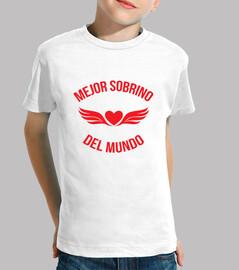 t-shirt : la nipote - il nipote