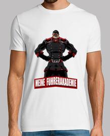 t-shirt à manches courtes pour hommes, boku no hero academia