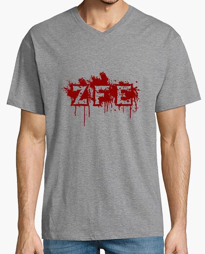 T-shirt a V uomo epz