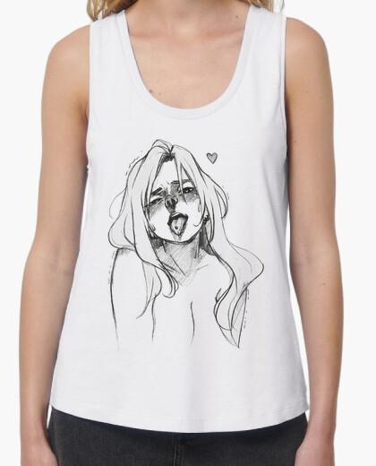 T-shirt alhegao